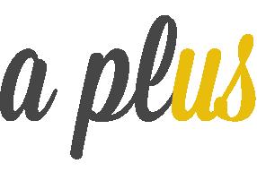 A Plus Logo PNG - 30520