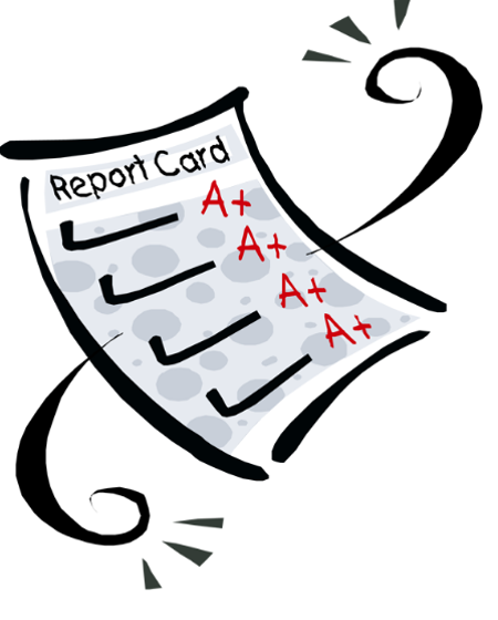 A Report Card PNG - 171019