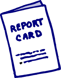 A Report Card PNG - 171027