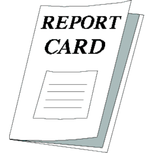 A Report Card PNG - 171014