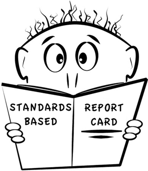 A Report Card PNG - 171016
