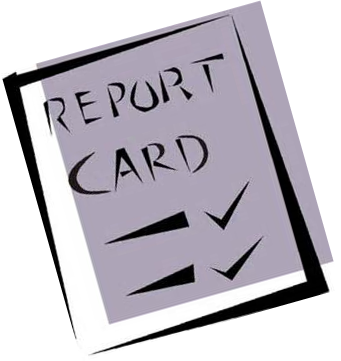 A Report Card PNG - 171011