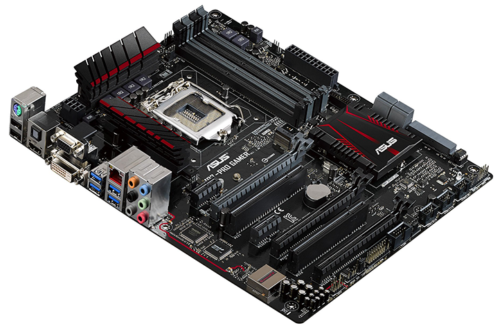 A single Z97-Pro Gamer fetches over £100 at retail, and to help spread the  love, HEXUS has secured not one, not two, but three motherboards for this  PlusPng.com  - Motherboard PNG