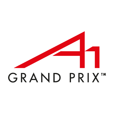 A1 Grand Prix vector logo . - A1 Gp Logo Vector PNG
