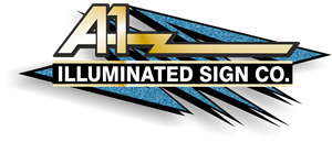 A1 Illuminated Sign Co. Logo