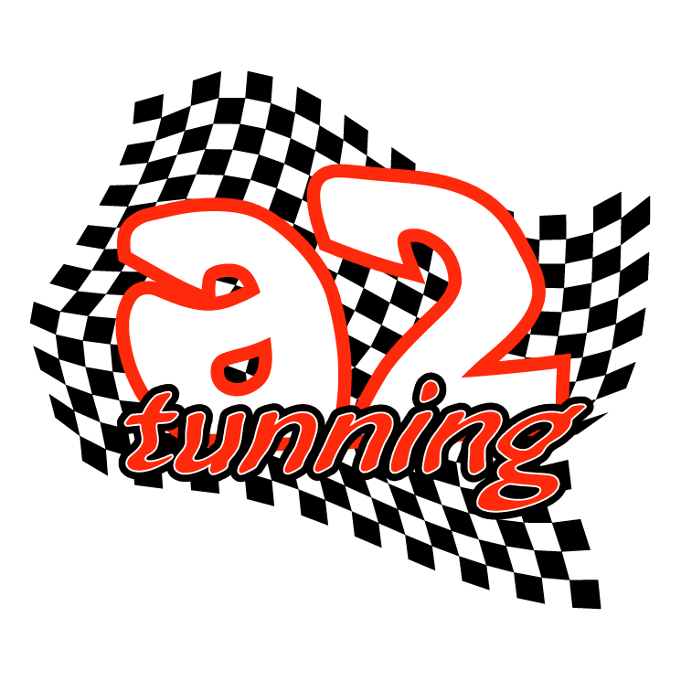 A2 Tuning Logo Vector PNG