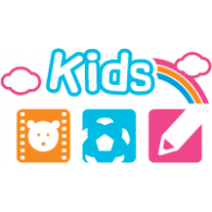 Kids Planet; Logo of Kids - Aac Vector PNG