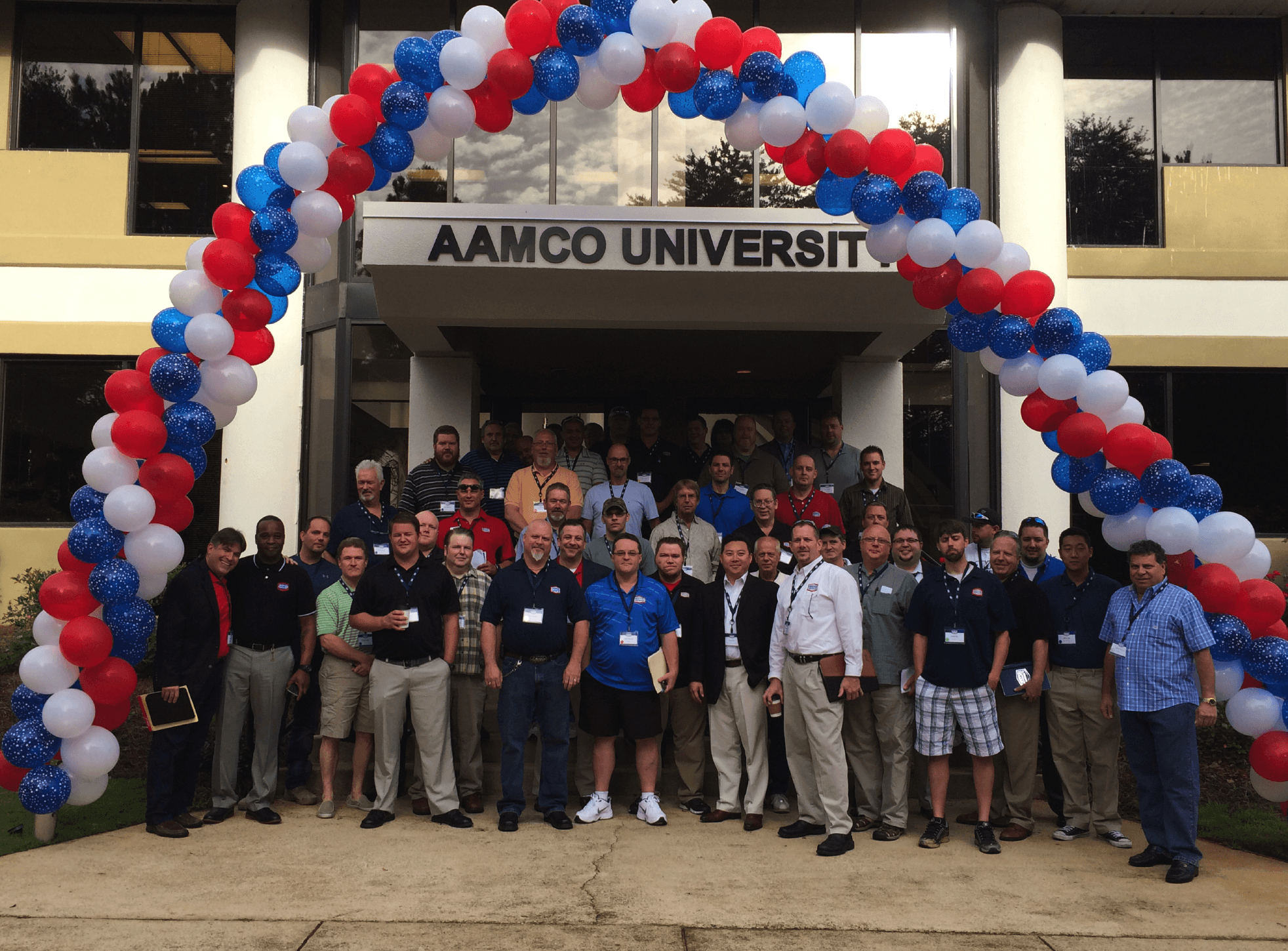 Advanced CSM class-2015 - Aamco PNG