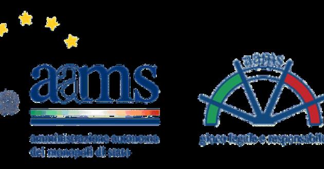 Slot Machine AAMS - Aams Logo PNG