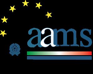 AAMS Logo Vector - Aams PNG