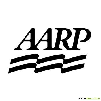 Aarp Logo Vector PNG-PlusPNG.com-350