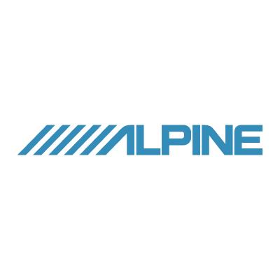Alpine Logo - Aastra Logo Vector PNG