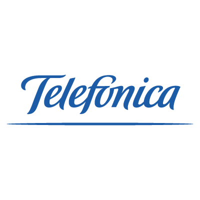 Telefonica logo vector . - Aastra Logo Vector PNG