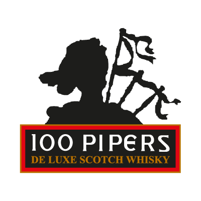 100 Pipers vector logo - Ab Argir Vector PNG