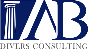 AB Divers Consulting Logo - Ab Argir Vector PNG