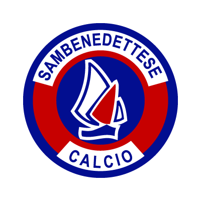 SS Sambenedettese Calcio Vector Logo - Ab Argir Vector PNG