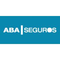 ABA Seguros Logo. Format: AI
