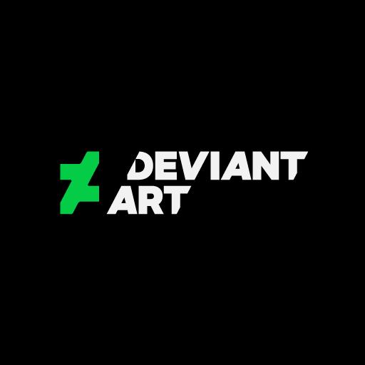 DeviantArt logo - Ababil Logo Vector PNG