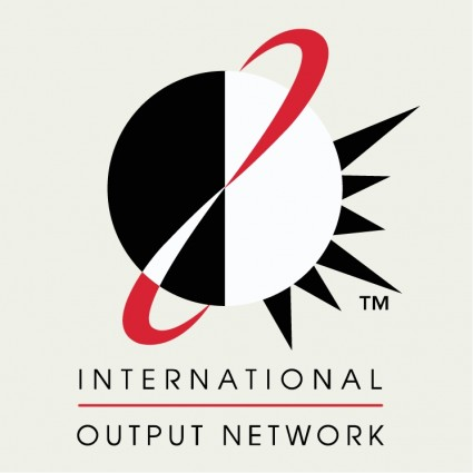 International output network - Abay Electric Network Logo PNG
