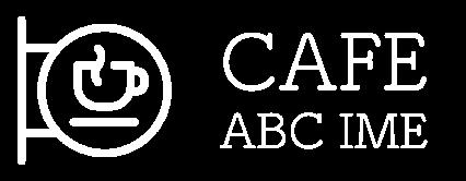 . PlusPng.com ABC IME CAFE - Abc Caffe Logo PNG