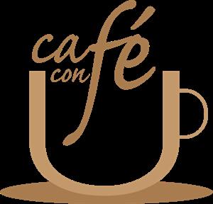 Cafe con Fe Logo. Format: AI - Abc Caffe Logo Vector PNG