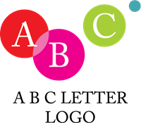 A B C Letter Logo Vector - Abc Logo Vector PNG