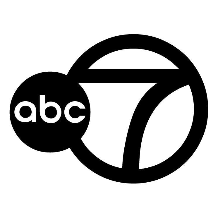 free vector Abc 7 - Abc Logo Vector PNG