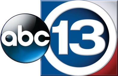 File:ABC 13 KTRK Houston 2013 logo.png - Abc News Talk PNG