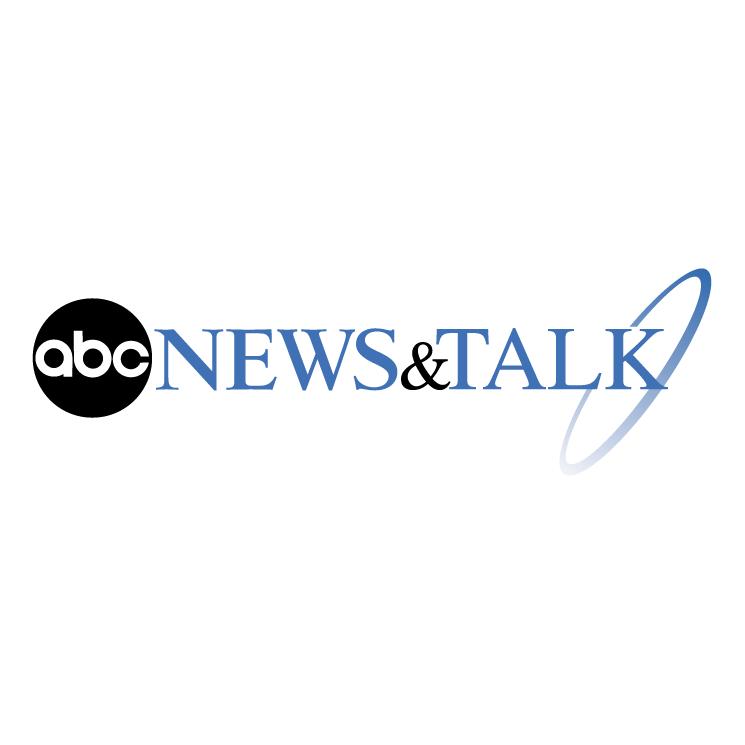 Abc News Talk Vector PNG