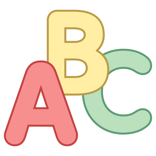 Abc Vector PNG - 103257