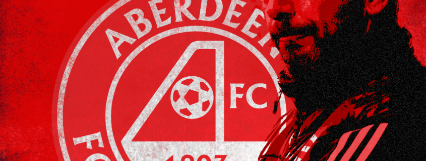 Becoming a better designer and illustrator with my side project The Dandy  Dons - Aberdeen Fc PNG