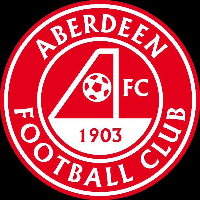 File:Aberdeen FC logo.svg - Aberdeen Fc PNG