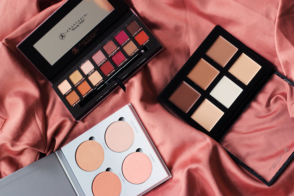 MAKE-UP HAUL   Anastasia Beverly Hills Palettes - Abh PNG
