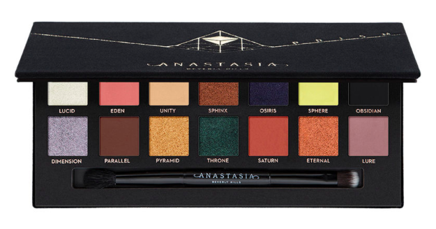 When I First Saw This Palette, I Thought It Looked So Much Like Several  Past ABH Palettes. The Most Similar, In My Opinion, Is The Artist Palette: - Abh PNG