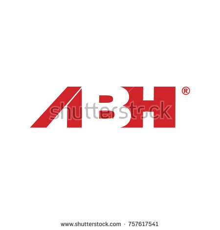 ABH Letter logo, icon vector element. - Abh Vector PNG