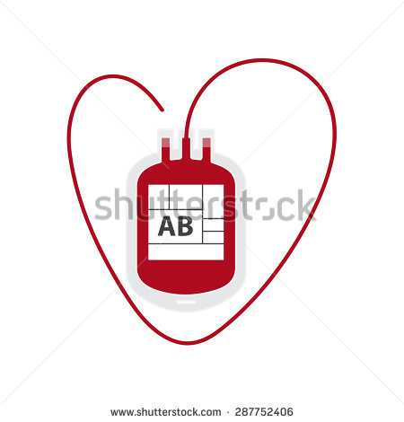 Blood Bag isolated on white,vector - Abh Vector PNG