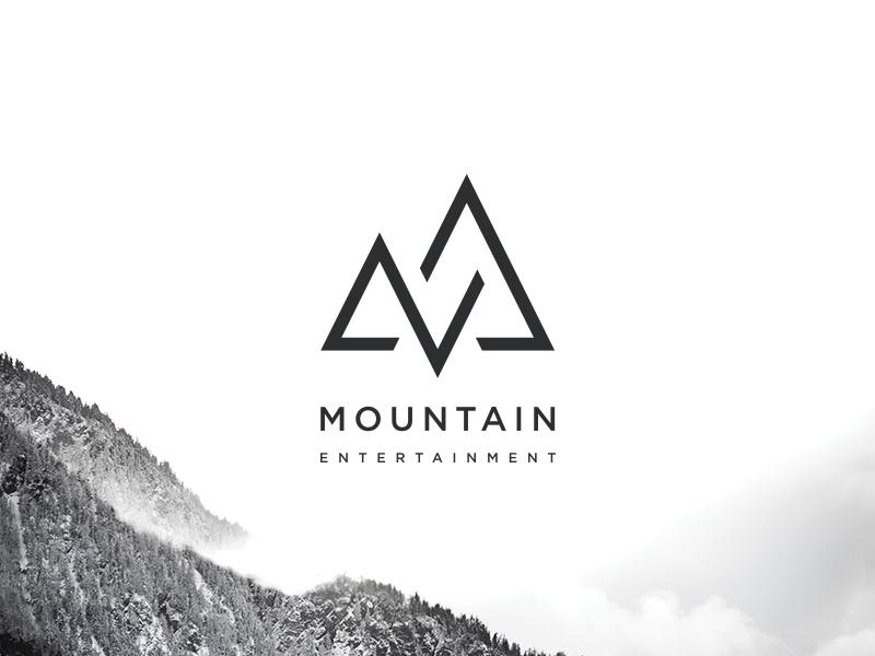 Mountain Entertainment Logo - Aboutdesign Logo PNG