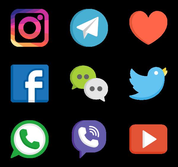 Social media - Aboutdesign Logo PNG