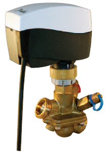 Danfoss Independent Balancing and Control Valve - Abqm PNG