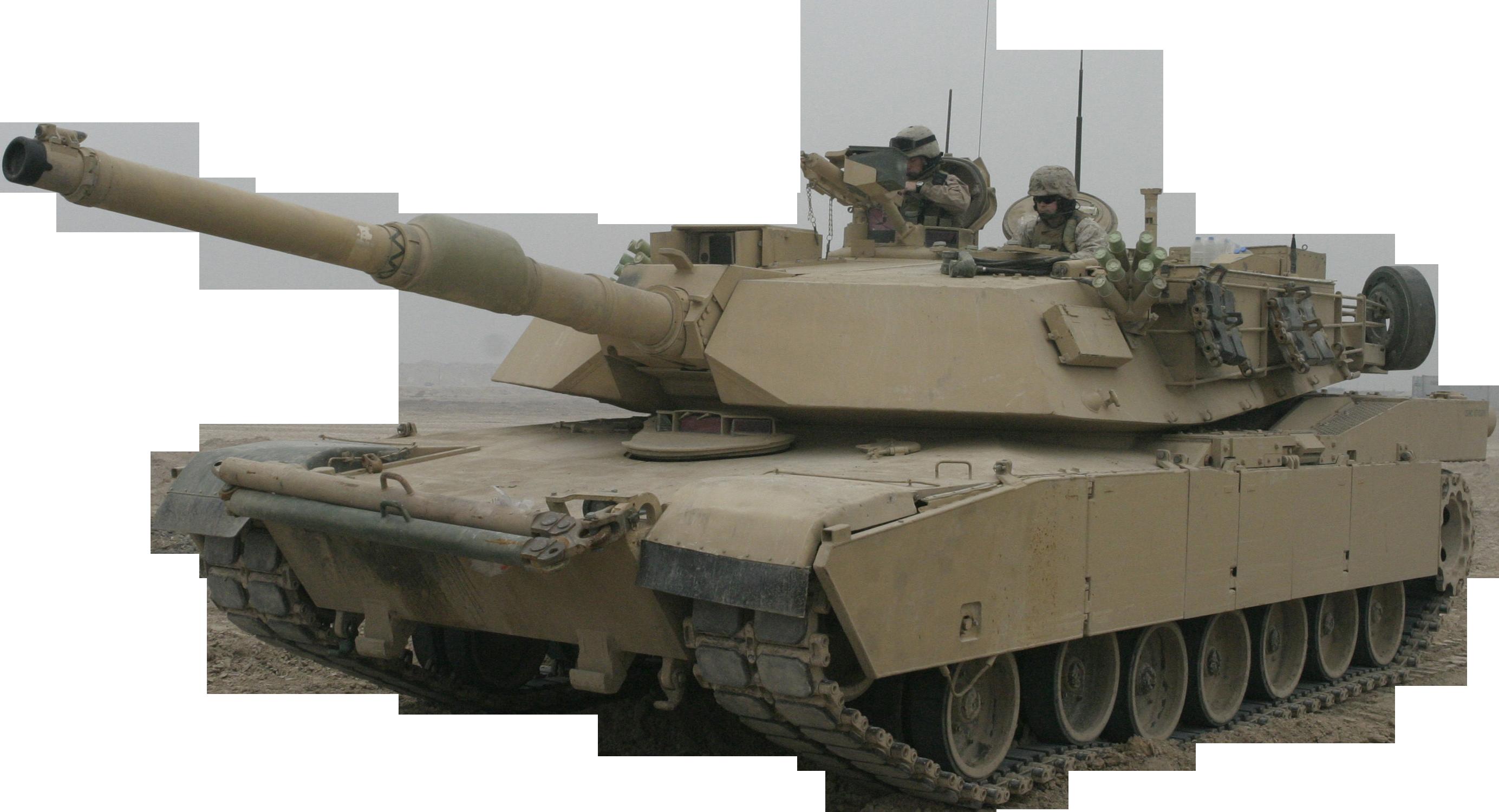 Abrams tank PNG image, armored tank - Tank PNG