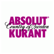 Food - Absolut Kurant Vector PNG
