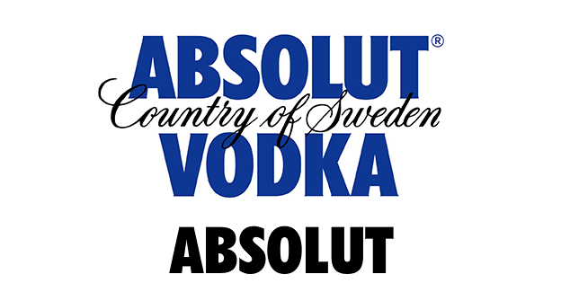 Absolut uses the font Futura in its logo - Absolut Logo PNG