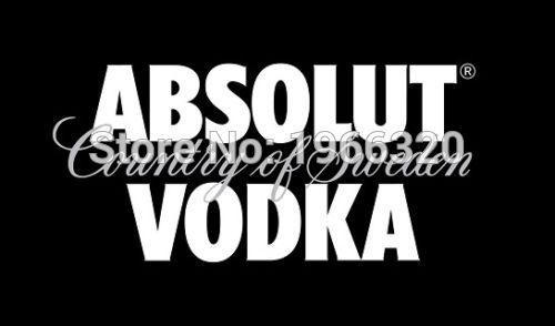 Absolut Vodka Pays de Suède Bannière Drapeau 3X5(China) - Absolut Logo PNG