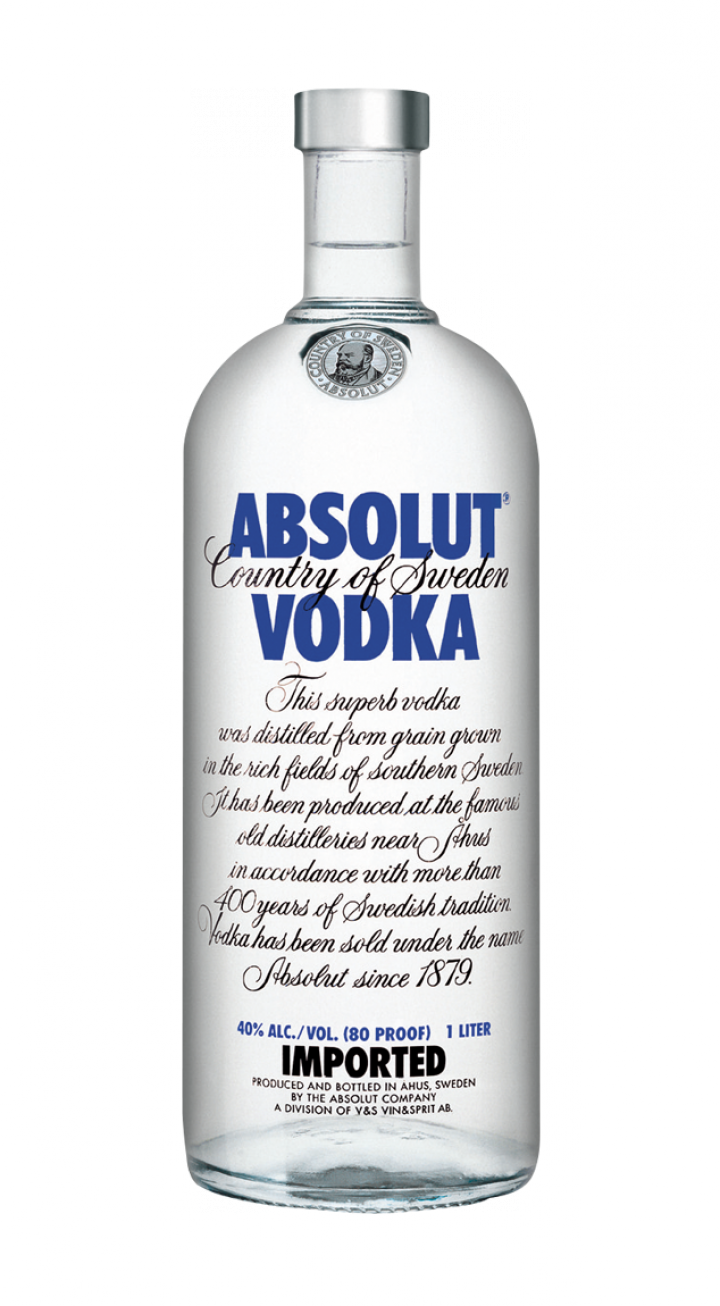 Absolut Vodka Logo transparen