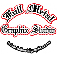Logo of Full Metal Graphix Studio - Absolute Graphix Vector PNG