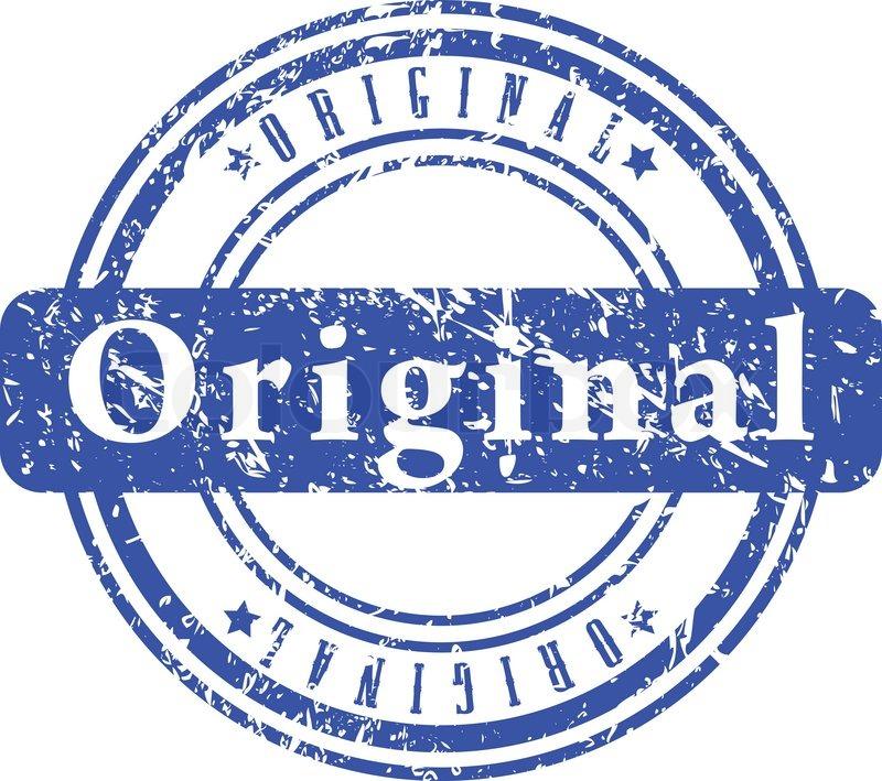 Original Stamp PNG - 2485
