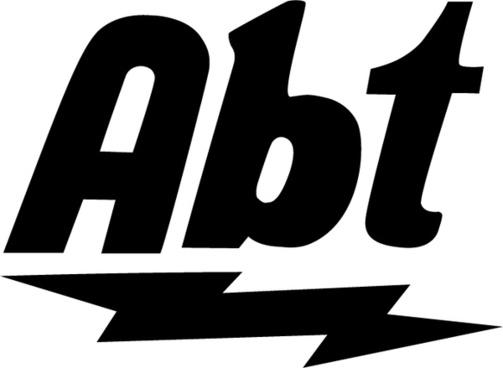 abt sportsline PlusPng.com  - Abt Sportsline Logo Vector PNG