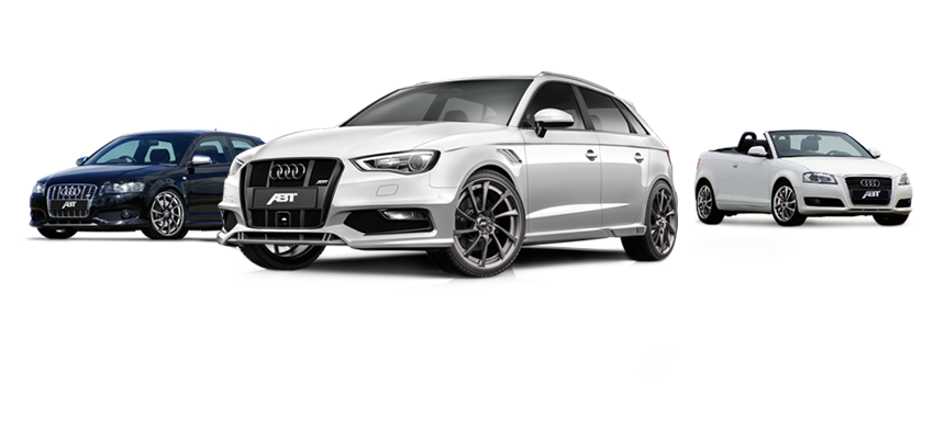 Audi A3. ABT CAR MODELS - Abt Sportsline PNG