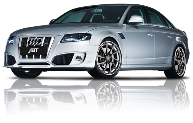 Audi A4 Tuning from ABT Sportsline - Image - Abt Sportsline PNG