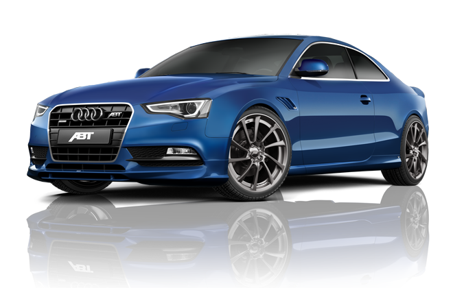 Audi A5 Tuning from ABT Sportsline - Image - Abt Sportsline PNG